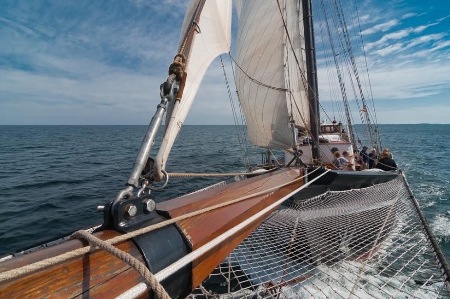 Woche segeln ABEL TASMAN