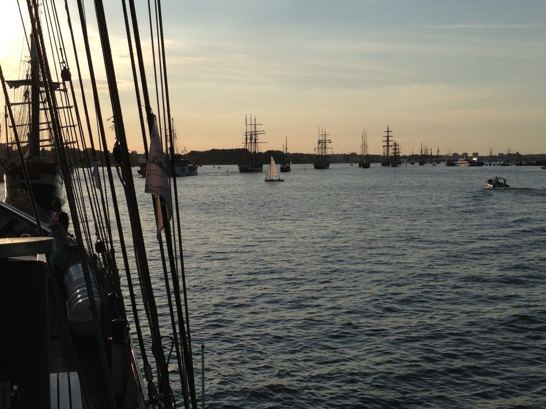 Hafengeburtstag Hamburg - ABEL TASMAN
