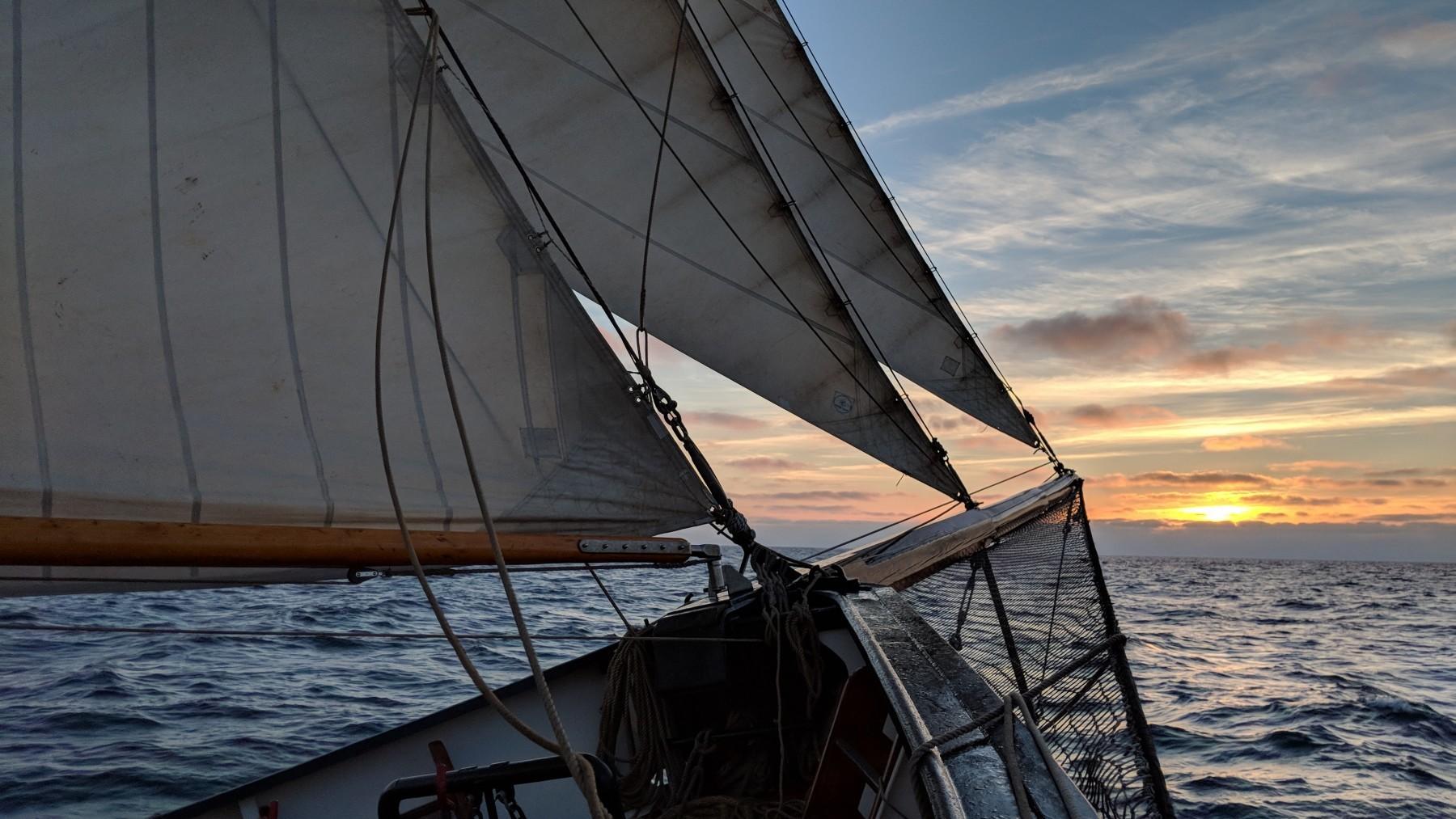 Wochenende segeln ABEL TASMAN