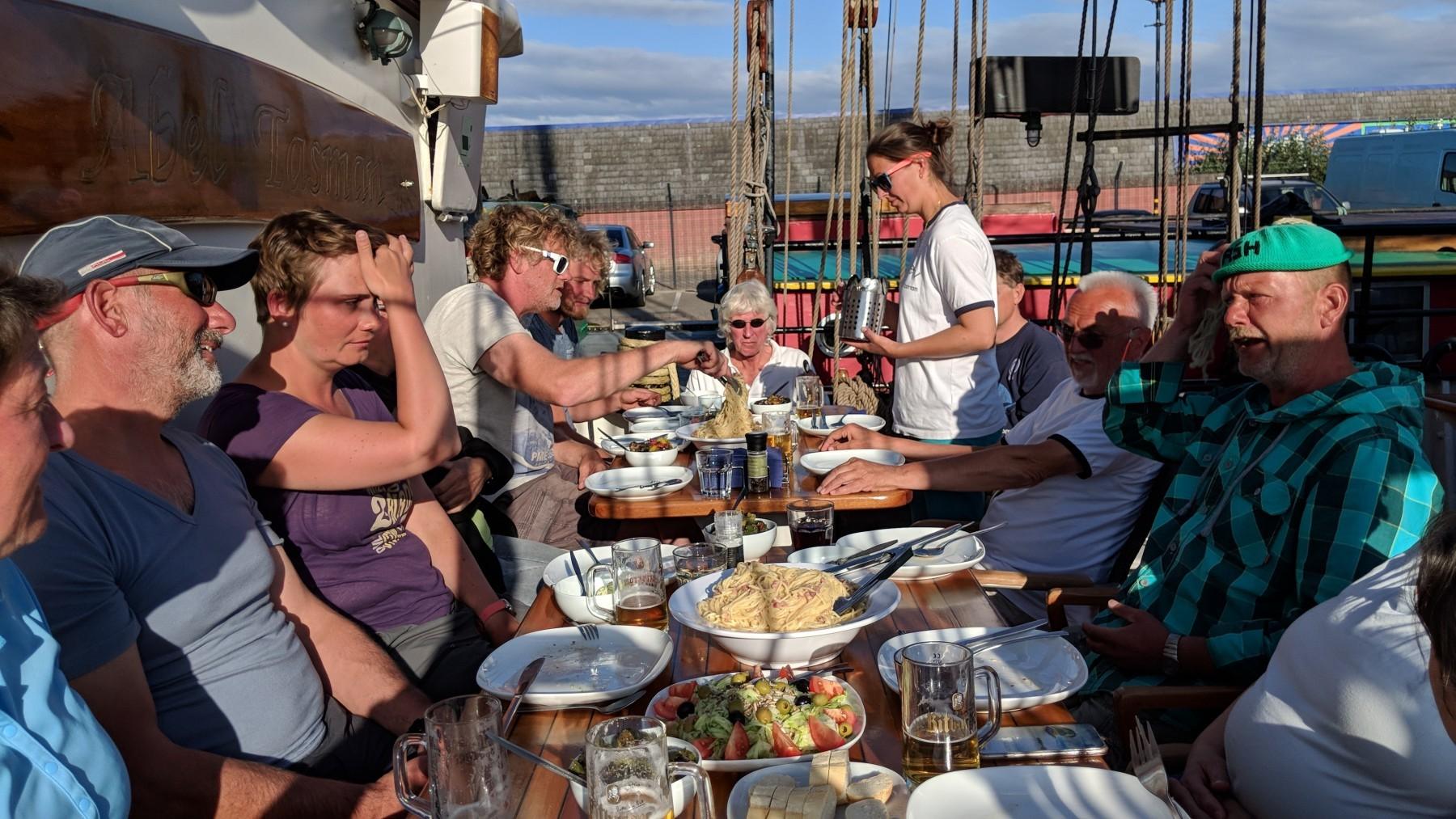 Woche segeln - ABEL TASMAN