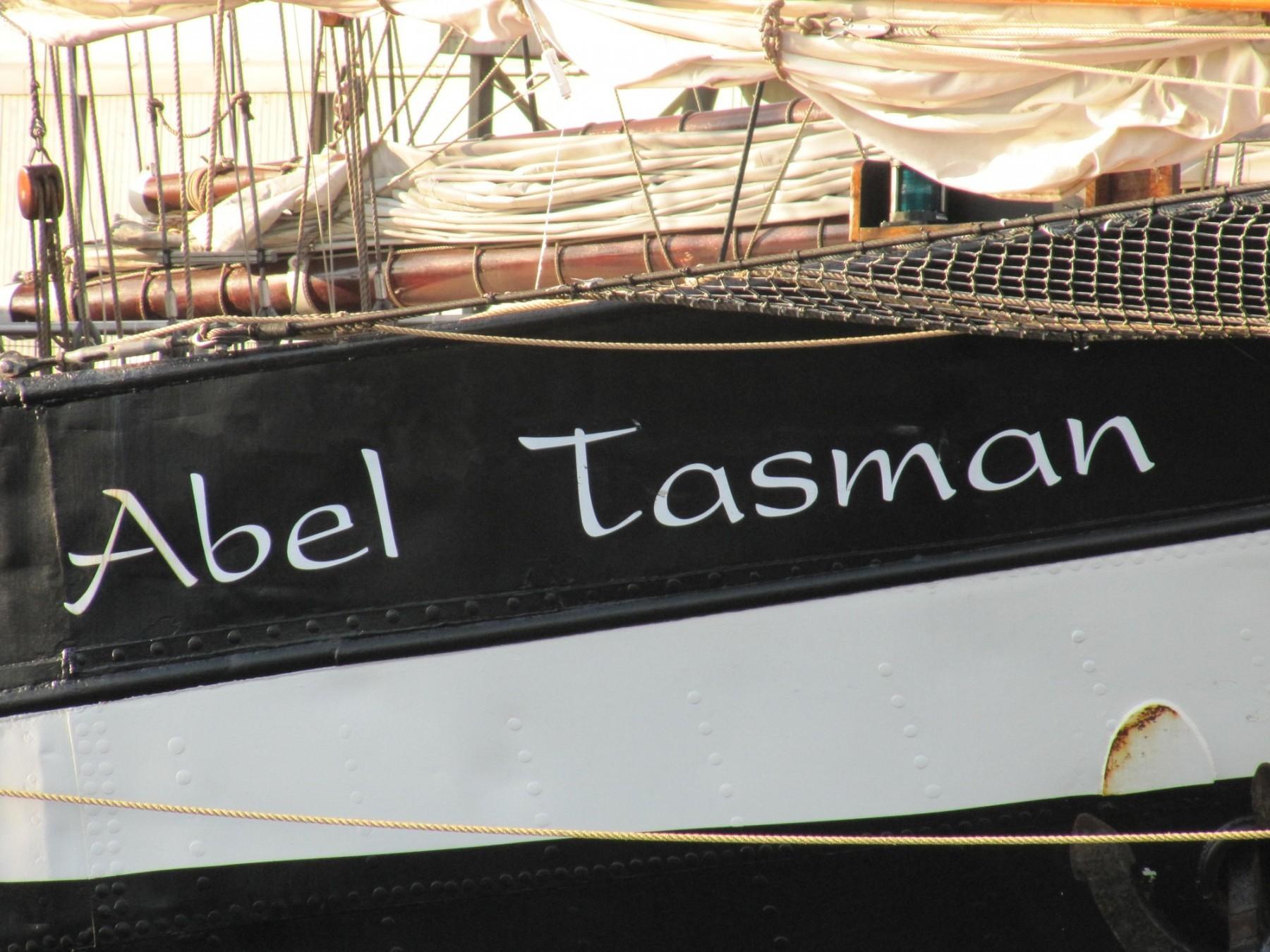 Französische inseln ABEL TASMAN